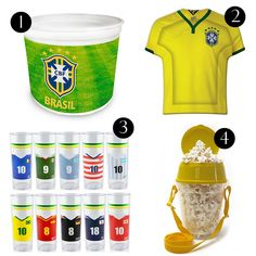 Festa Copa do Mundo/ Festa Brasil/ Produtos copa do mundo/ Brazil Party/ Word cup products