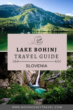 Detailed guide to visiting Lake Bohinj in Triglav National Park in Slovenia. Find out about top attractions, how to get to Lake Bohinj, how to get around Lake Bohinj (without a car), and much more #lakebohinj #slovenia #triglavnationalpark #bohinj Slovenia Travel, Bohinj, Julian Alps, Lake Bled, Amazing Destinations, Where To Go, Trekking, Travel Guide, National Parks