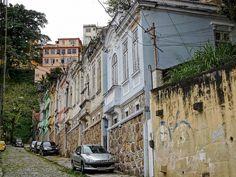 Casario histórico - Santa Teresa - Rio de Janeiro - Brasil