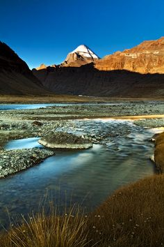 Mount Kailash @ Tibet. I am leading an expedition there in September 2013 - http://ingervandyke.com/expeditions-western-tibet/