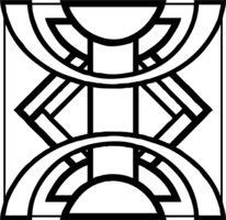 Image Result For Art Deco Black White Stencil Designs Stencils
