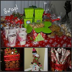 On December I hosted my first annual cookie exchange. I love baking (as you can probably tell) and hosting parties. This year has. Chistmas Cookies, Holiday Cookies, Holiday Treats, Christmas Events, Christmas Fun, Holiday Fun, Holiday Parties, Christmas Traditions, Holiday Decor