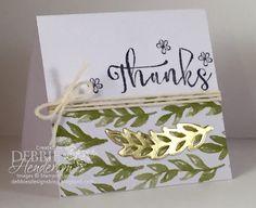 Debbie's Designs: Paper Pumpkin October 2015 Kit!