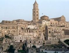 Matera - Italië (Puglia)