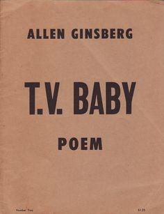 ALLEN GINSBERG  T.V. Baby