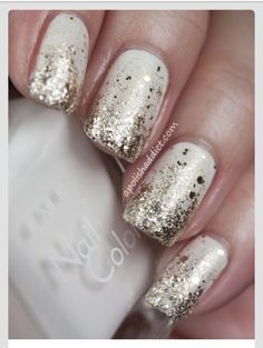 I love the color and sparkles