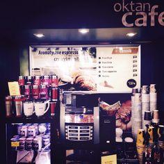 Oktan Cafe. Nowa Dabroea