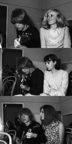 Brian Jones and fans