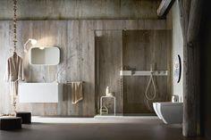 Ideen für ein schönes Bad: Skandinavischer Look