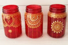 Mason Jar Wedding Centerpieces Moroccan Decor Moroccan