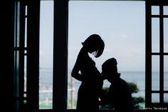 おしゃれマタニティフォト旧グッゲンハイム邸 | MS Family | 大阪の子供写真・ご家族のカメラマン(キッズフォト) Maternity Photos, Pregnancy Photos, Maternity Photography, Family Photos, Silhouette, People, Baby, Women, Family Pictures