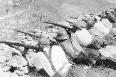 Fotografía de Centelles de Belchite en 1936.AGUSTI CENTELLES
