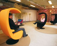 Office Interior Inspiration From Gispen