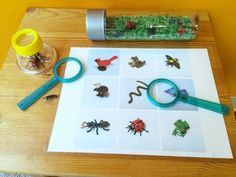Preschool Science Center - Science Activities For 3-year-olds - No ...
