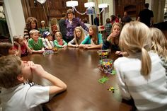 family reunion games ideas - the game three deep looks hysterical!!