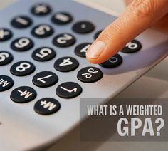 What is a weighted GPA? | HSLDA Blog