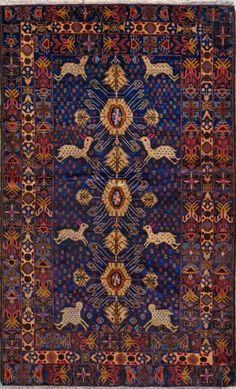 Harat Persian rug 115×190 cm.