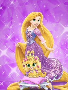 Rapunzel & Daisy