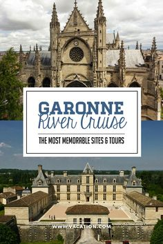 Whether your idea of a good time involves sampling exceptional wine or learning more about the history of this fascinating region, you will have a blast exploring the many beautiful ports along the Garonne River during a Viking river cruise.