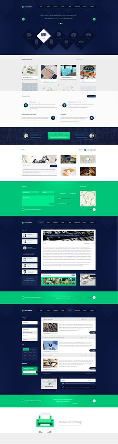 Circleprint - web design for printery by SycylianBeef.deviantart.com on @deviantART