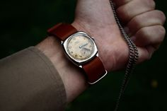 Rone sportsmans c.1940 FHF caliber 70 with 15 jewels.