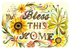 Bless This Home by katiedaisy, via Flickr