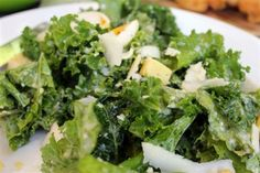 10 Snappy Salad Ideas for using Kale