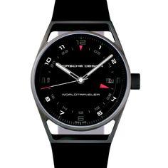 eb845bc253b La Cote des Montres   Photo - Porsche Design P 6752 WorldTraveler Relógios  De Luxo