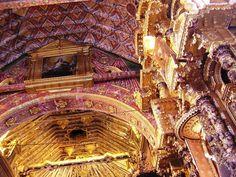 andahuaylillas church - Google Search