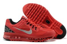 buy online 9f61b 3db0a Cheap Nike Free US Size for Sale Mens Nike Air Max 2013 Red Black Shoes  nike  free for sale -