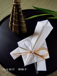室礼〜皐月のお稽古から「折形」が主役の端午の節供〜 包み結び 櫻撫子のブログ