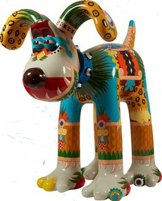 Nezahualcoyotl | Gromit Unleashed