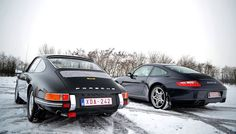 Which ONE? ....911S and 997 C2S duo