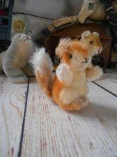 Peluche Steiff petit écureuil - ours ancien