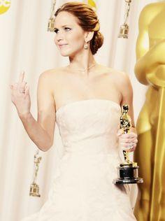 Best Of The Best: Jennifer Lawrence's 10 Greatest Oscars Moments