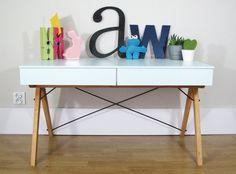Biurko BASIC MINKO www.euforma.pl #desk #home #office #design