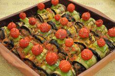 Patlıcanlı Köfte | Oktay Usta [ Resmi Web Sitesi ]