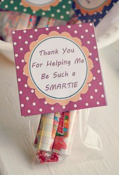 teacher appreciation, via Flickr.