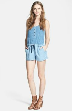adorable romper from splendid {and bonus... it's on sale!}