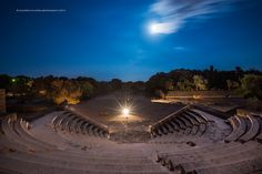 #History & #Beauty. Mont de Smith #Moonlight #September #Rhodes #Rodos #Greece