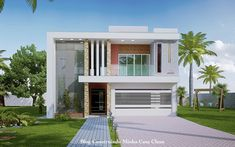 fachadas de casas modernas en mexico - Google Search