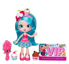 Shopkins Jessicake Shoppie Doll