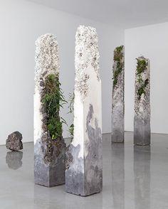 MICKYS ART Jamie North, Terraforms, 2014 //