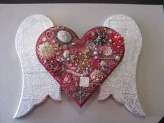 Altered Heart and Wings by Andrew Perkins