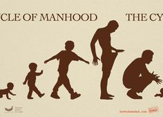 Celebrate the growth of your manhood. Wait, that's not what we meant.