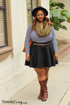 Plus Size Fashion for Women - trendycurvy.com