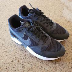 on sale 8532e 3ada8 Nike Shoes   Nike Air Pegasus Sneakers   Color  Black White   Size