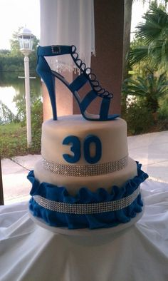 30th birthday By jackson721 on CakeCentral.com
