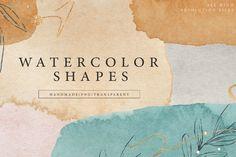 Back Art, Scene Creator, Watercolor Brushes, Layer Style, Texture Design, Line Design, Watercolor Background, Journal Cards, Design Bundles