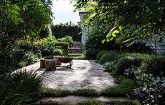 A Native Garden Made With Recycled Renovation Debris Landscape Design Software, Modern Landscape Design, Landscape Plans, Modern Landscaping, Backyard Landscaping, Landscaping Ideas, Landscaping Software, Backyard Ideas, Landscaping Company
